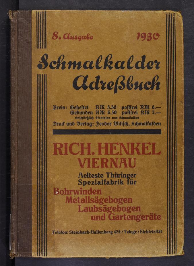 ADR_Adressbuecher_Schmalkalden_1930_0001.tif