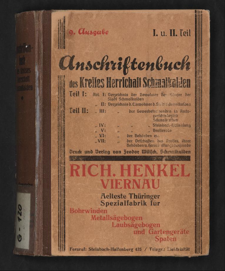 ADR_Adressbuecher_Schmalkalden_1936_0001.tif