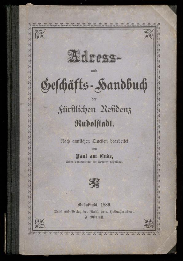 Fremdbestand_StA_Rudolstadt_ADR_Rudolstadt_1889_PPN_242899307_0001.tif